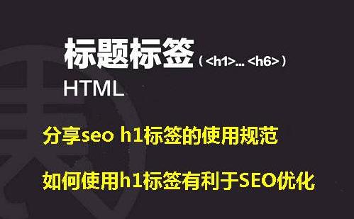SEO优化人员必须精通的HTML代码 建站教程